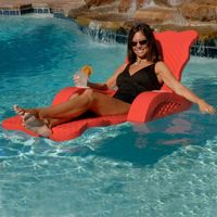 Scalloped Pool Lounger SS65601