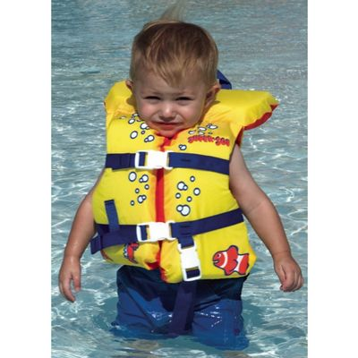 Super Soft Uscg Approved Toddler Life Vest Ss1540500