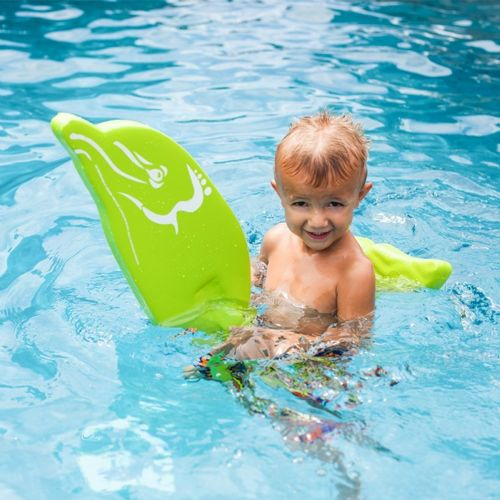 Flipper Dipper Dolphin Child Pool Float SS86150-39