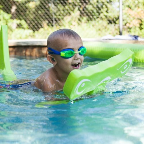 Flipper Dipper Hammerhead Shark Child Pool Float SS86155-39