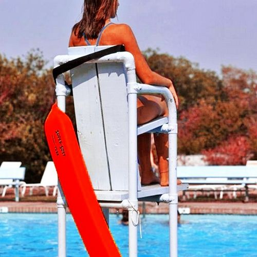 Poolside Rescue Tube Small SS20640-02