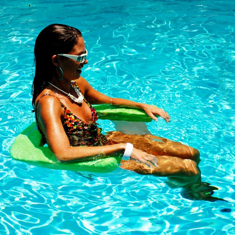 Aqua Swing Foam Pool Chair