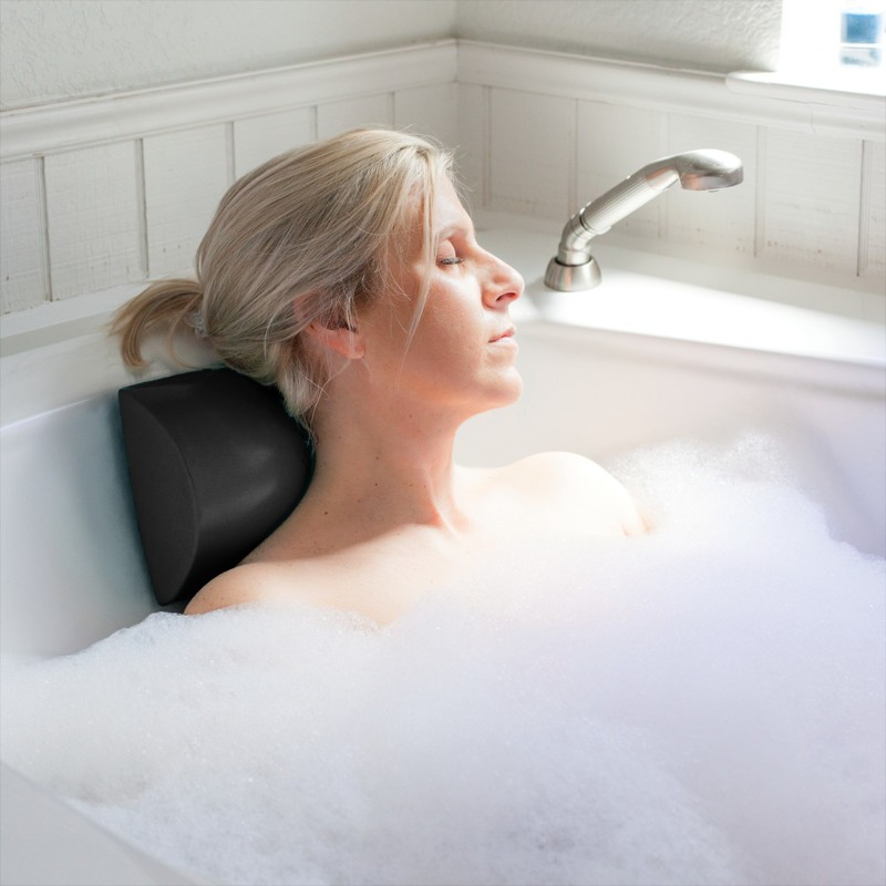 Super Soft Suction Cup Spa Bath Pillows