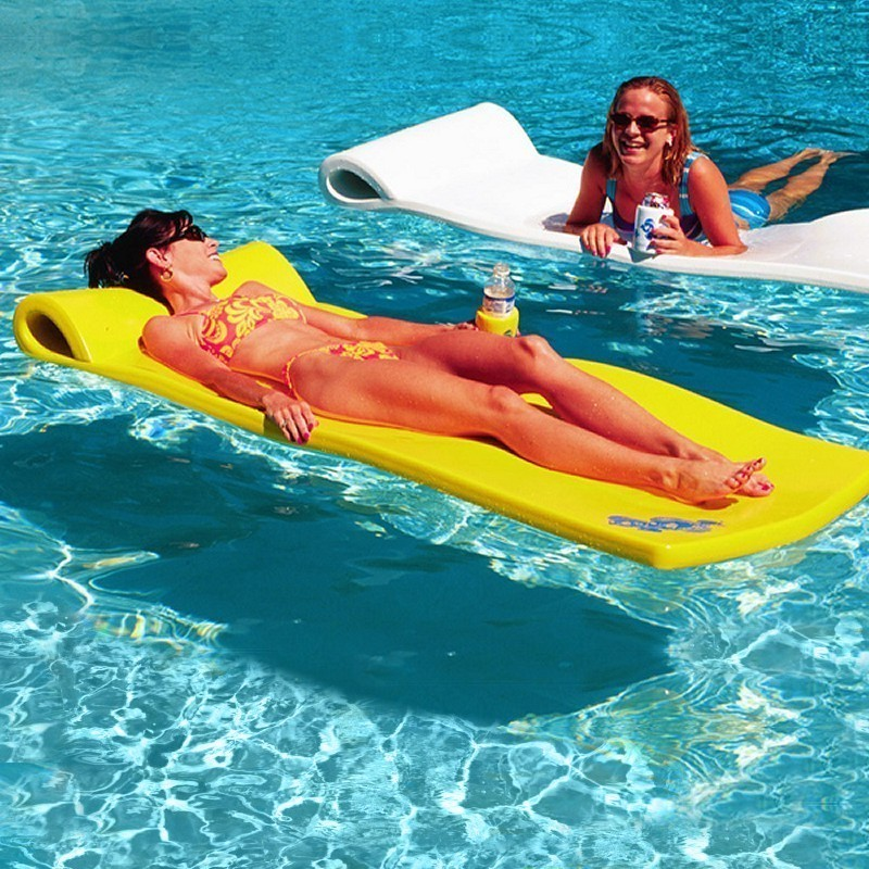 Kool Foam Pool Float