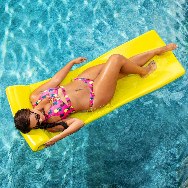 Sunsation Foam Pool Float