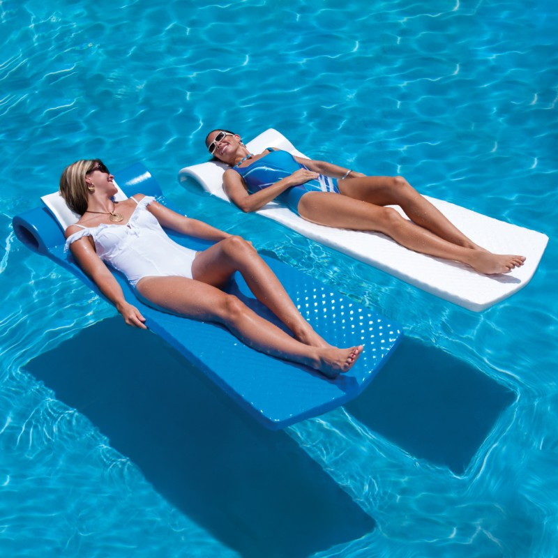 Super Soft Foam Pool Raft alternative photo