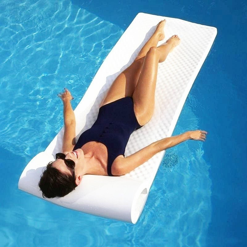 SuperSoft Foam Pool Float