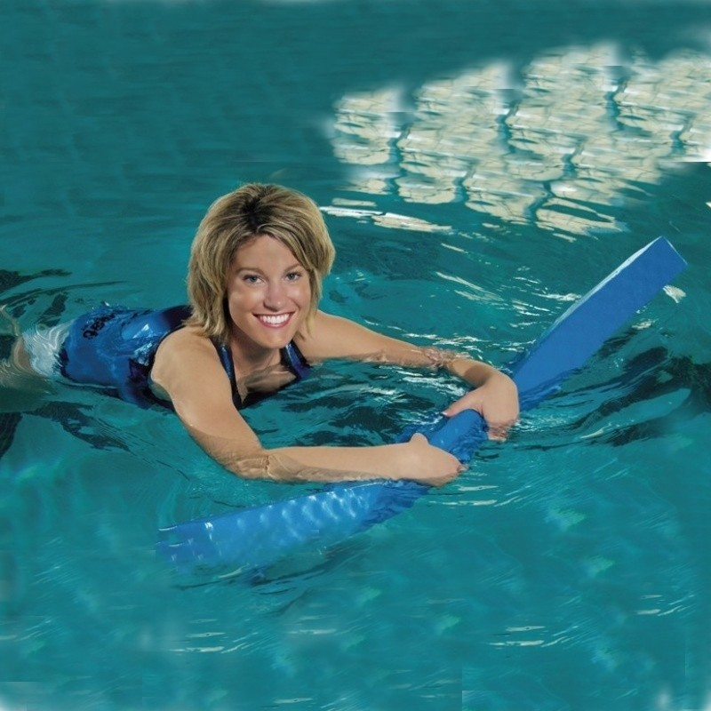 Cloth Covered Pool Floats: Supersoft Pool Floatie Double Dipper