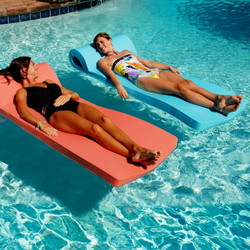Polyethylene Foam Float: Ultra Thick Foam Pool Float