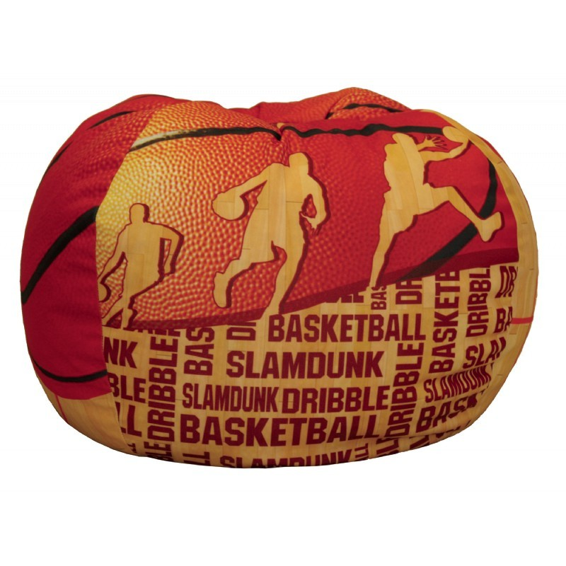 Basketball Slam Dunk Bean Bag : Kids Bean Bags