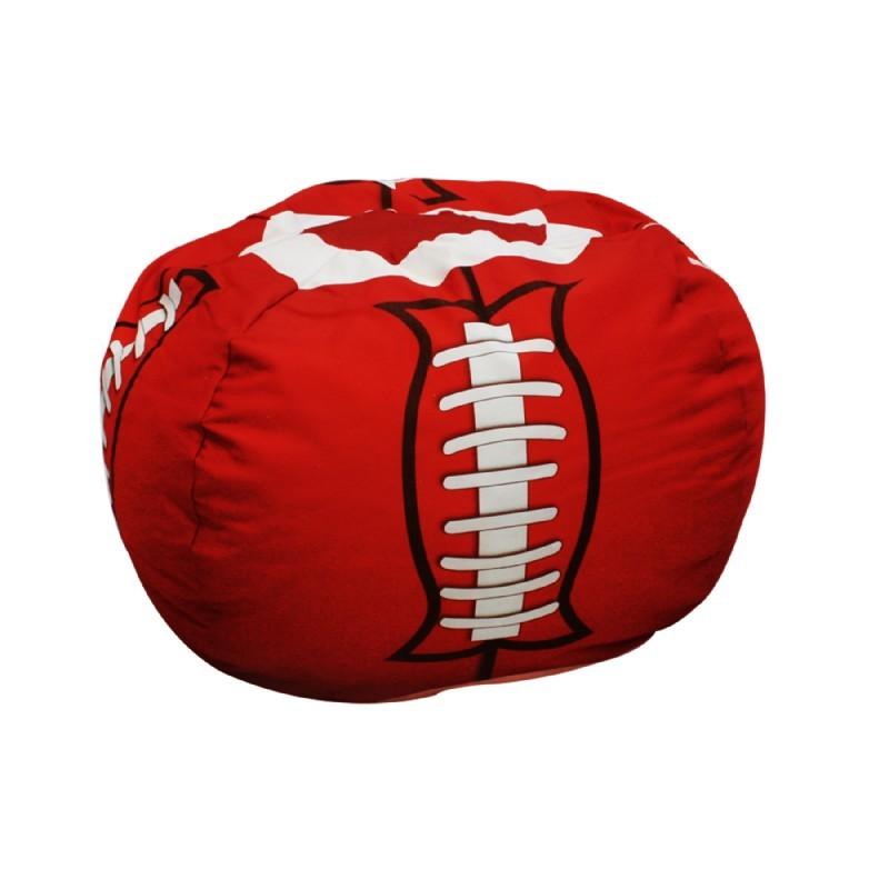 Football Bean Bag 31093 Cozydays