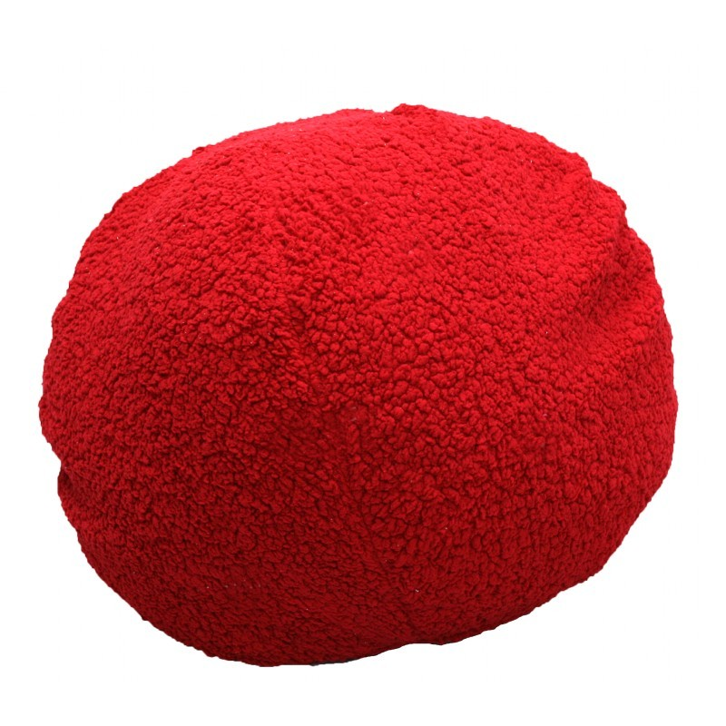 Sherpa Red Bean Bag : Kids Bean Bags