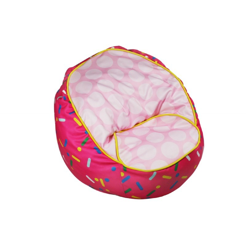 Sprinkles Bean Chair Pink : Kids Bean Bags