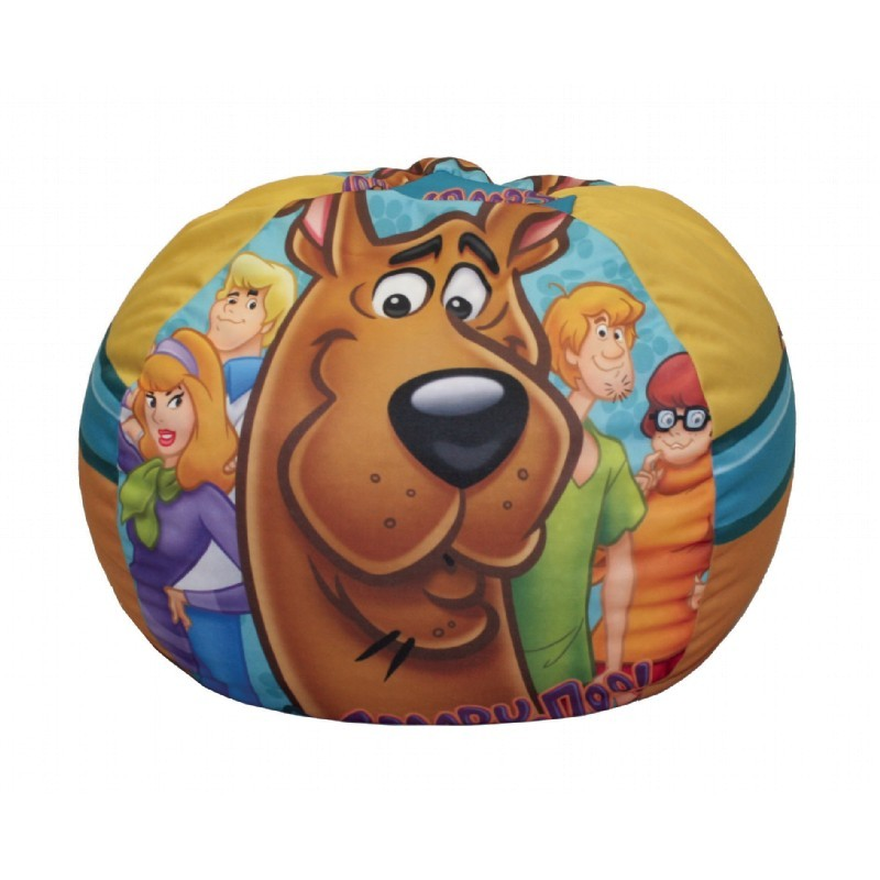 Scooby Doo Paws Kids Bean Bag : Kids Bean Bags