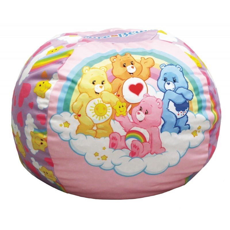 Care Bears Rainbows Kids Bean Bag : Kids Bean Bags