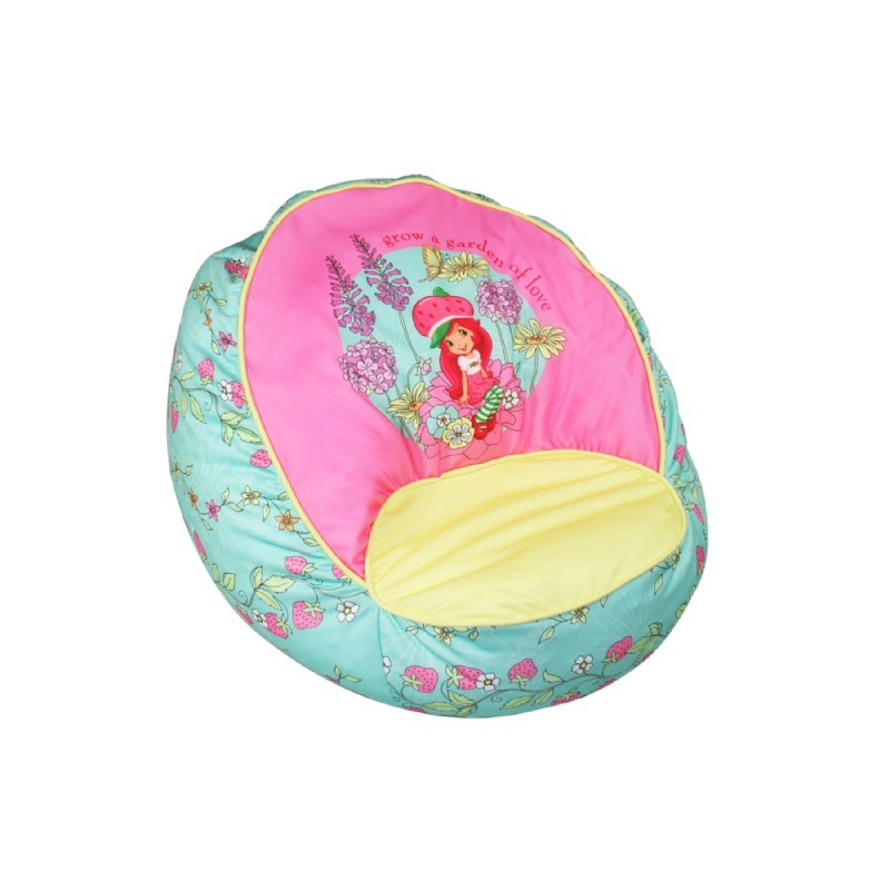 Strawberry Shortcake Bean Chair : Kids Bean Bags