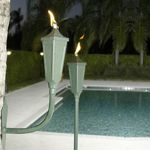 Sconce Garden Torches 2 Pack SLST2