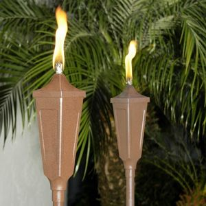 Pole Garden Torches 6-Pack SLPT6