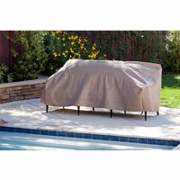 "Duck Covers Patio Sofa Cover - 87""W × 37""D × 35""H MSO873735"