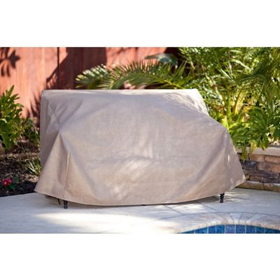 "Duck Covers Patio Loveseat Cover- 54""W x 37""D x 35""H MLV543735"