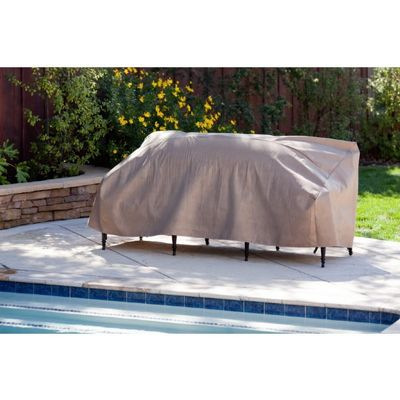 "Duck Covers Patio Sofa Cover - 93""W x 40""D x 35""H MSO934035"