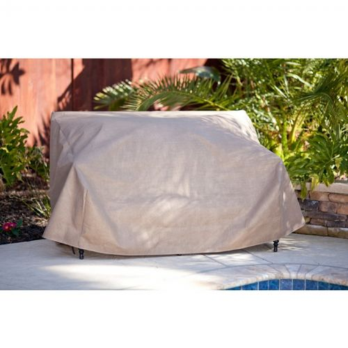 "Duck Covers Patio Loveseat Cover - 70""W × 41""D × 35""H MLV704135"