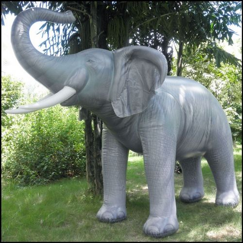 Inflatable Lifelike 93 inch Elephant JC-AL-ELE