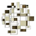 Angles Wall Art Mirror 11827