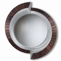 Crescents Wall Mirror WMRB3640