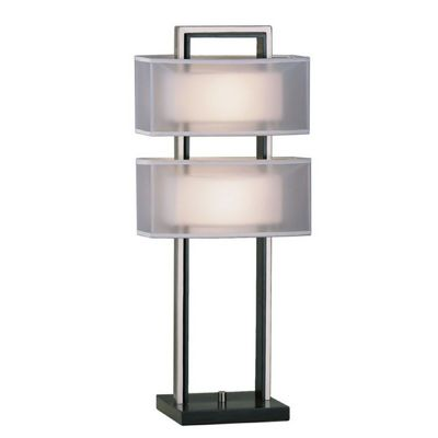 Amarillo Silver Accent Table Lamp 3349