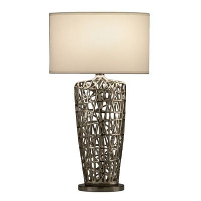 Bird'S Nest Heart Table Lamp 11076