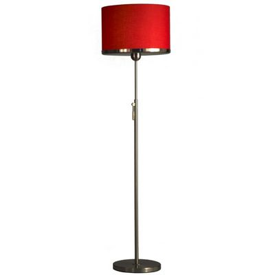 Brim Floor Lamp-Red 11515