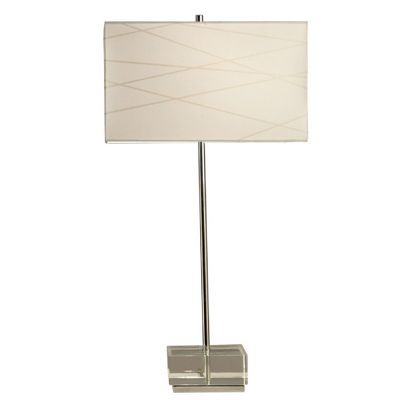 Criss Cross Table Lamp 11153