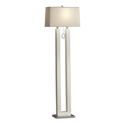 Earring Floor Lamp-White 11640
