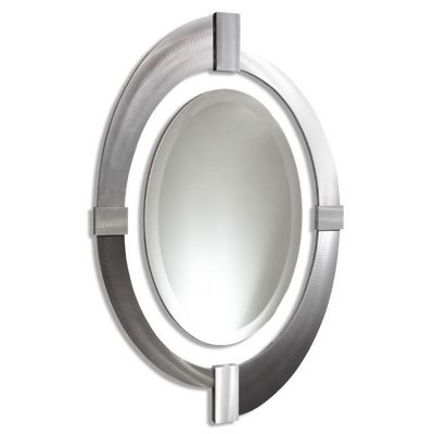 Intersections KD Oval Mirror KDM3048