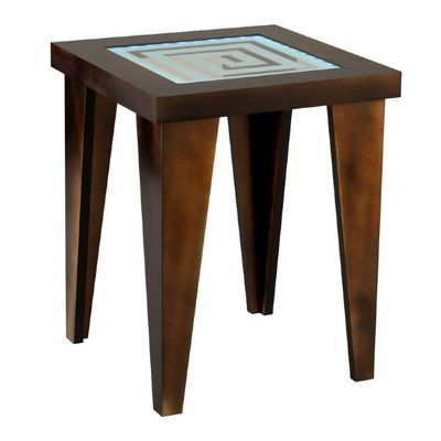 Labyrinth End Table 5410253B