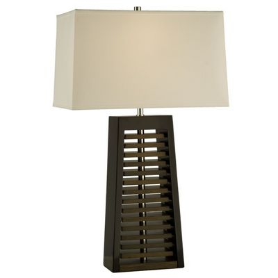 Louver Table Lamp 1010034