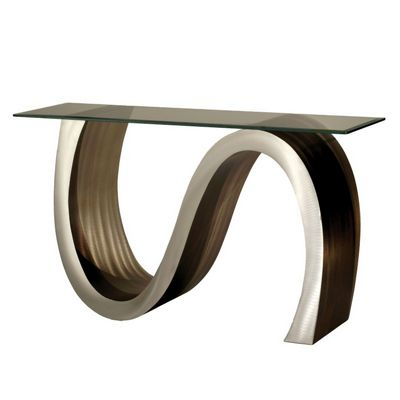 Meandering Console Table CST15RBA