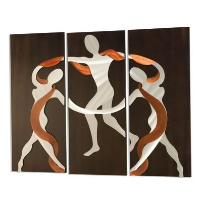 Scarf Dance Wall Graphic WG42544