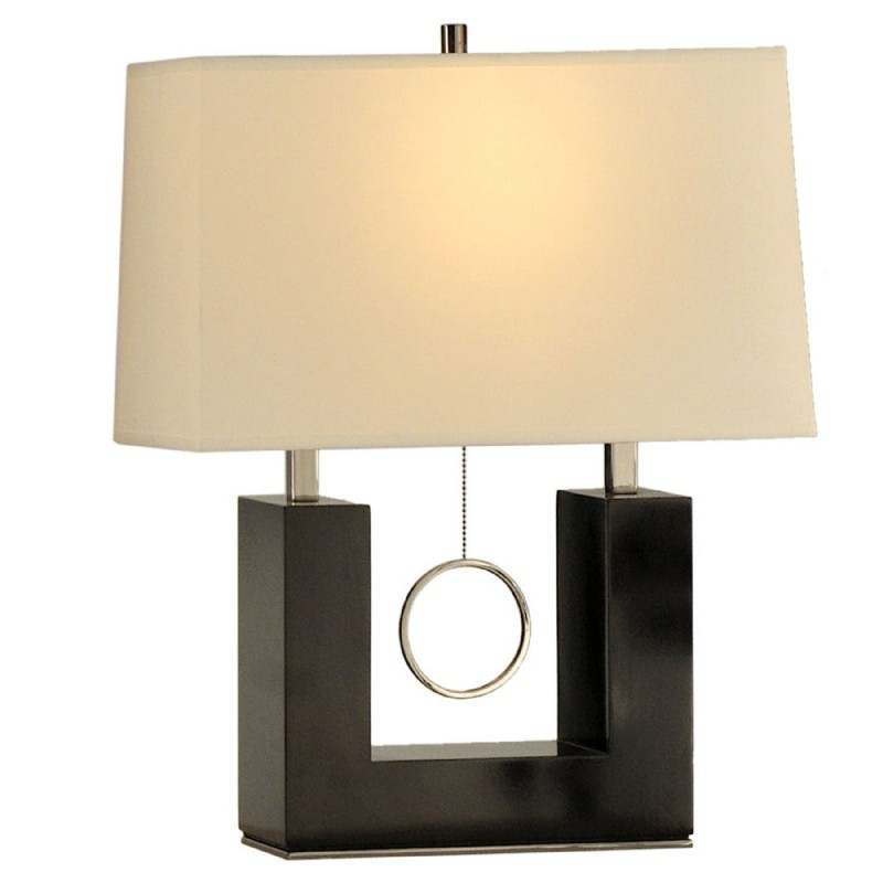 Earring Reclining Table Lamp