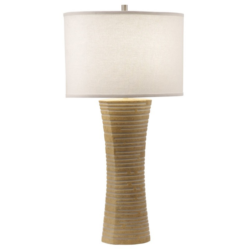 Furrow Table Lamp