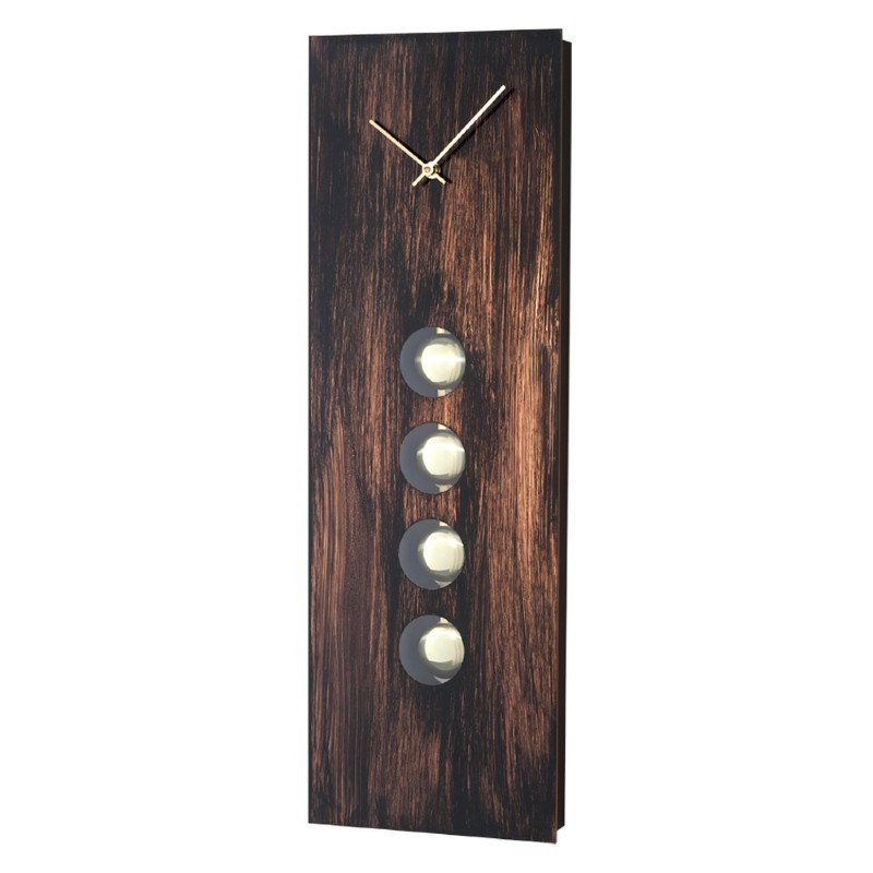Oakley Pendulum Wall Clock
