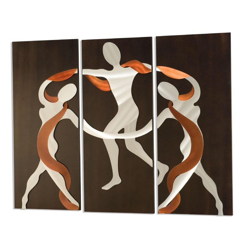 Scarf Dance Wall Graphic