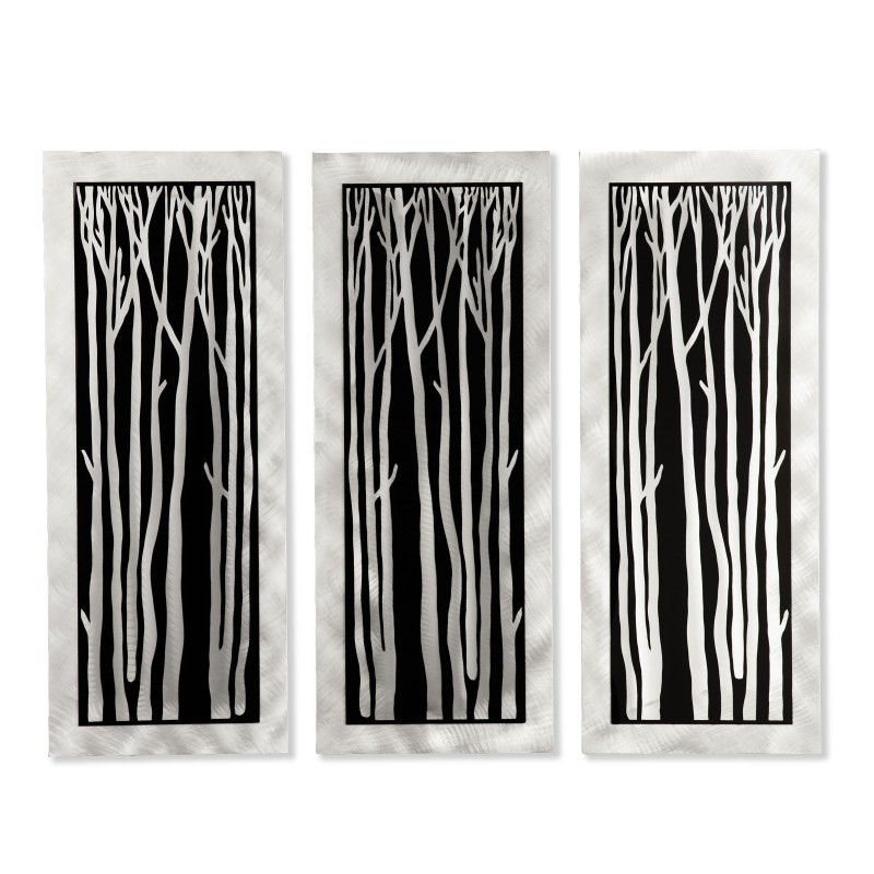 Silver Birch Wall Graphic