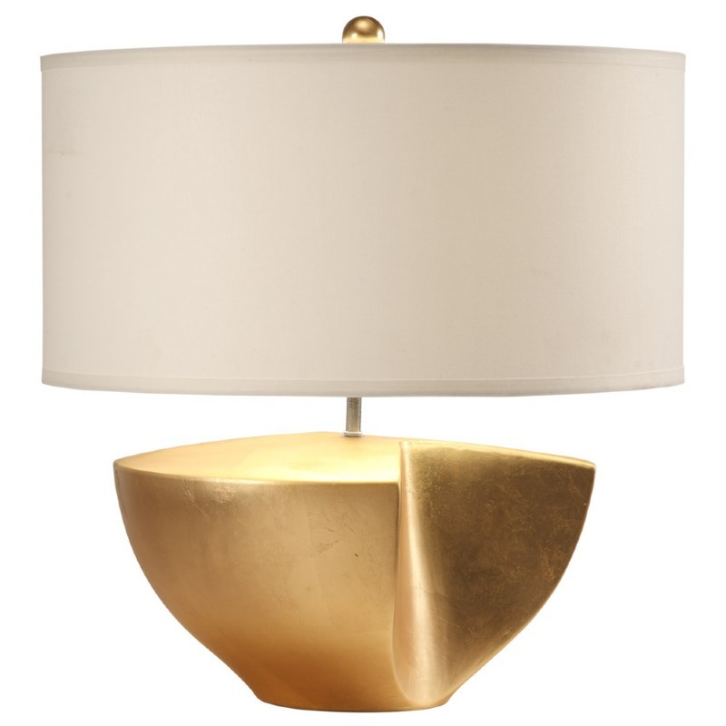 Sunder Table Lamp Gold
