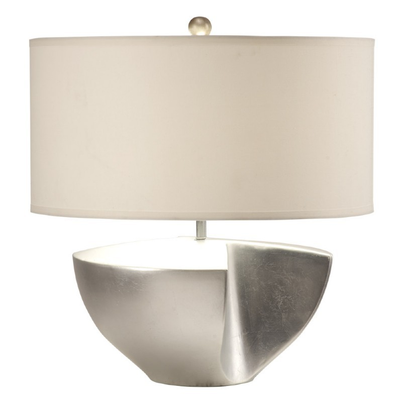 Sunder Table Lamp Silver