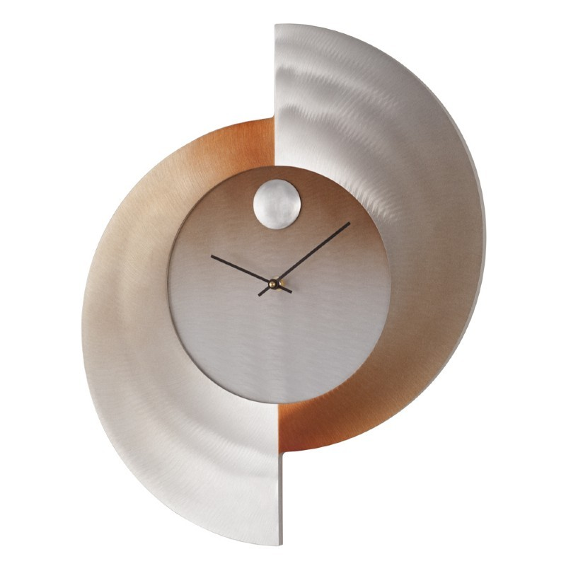 Swerve Wall Clock