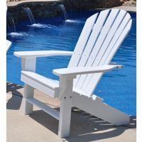 Sea Side Adirondack Chair Recycled Plastic FF-PBADSEA
