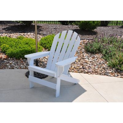 Cape Cod Adirondack Chair Recycled Plastic
