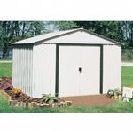 Arrow Arlington 10 × 8 Standard Storage Shed AR108